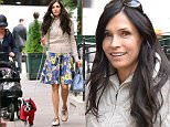 Mandatory Credit: Photo by Curtis Means/ACE Pictures/REX Shutterstock (5337271b)\n Famke Janssen\n Famke Janssen out and about, New York, America - 02 Nov 2015\n \n