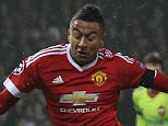 Nov 3rd 2015 - Manchester, UK - MAN UTD V MOSCOW - Man Utd Lingard CSKA Moscow Akinfeev PIcture by Ian Hodgson/Daily Mail