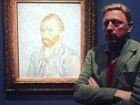 Boris Becker and 'brother' Van Gogh Instagram