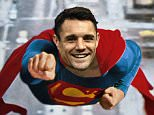 MOCK UP Dan Carter as Superman