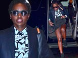 EXCLUSIVE: Lupita Nyong'o was spotted looking beautiful and stylish as she stepped out in NYC. She stunned in a Floral Blouse, Navy blazer and black skirt. She accidentally flashed her panties as she stepped out of her SUV. She had her hair in gentle curls and she smiled happily despite the unfortunate wardrobe malfunction\n\nPictured: Lupita Nyong'o\nRef: SPL1170323  051115   EXCLUSIVE\nPicture by: Splash News\n\nSplash News and Pictures\nLos Angeles: 310-821-2666\nNew York: 212-619-2666\nLondon: 870-934-2666\nphotodesk@splashnews.com\n