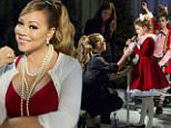 First Look at Mariah Carey's Hallmark Holiday Movie, 'A Christmas Melody'