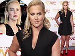 Amy Schumer attends The WomenÌs Media Center 2015 WomenÌs Media Awards at Capitale on Thursday, Nov. 5, 2015, in New York. (Photo by Andy Kropa/Invision/AP)