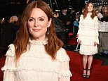 Julianne Moore\nThe Hunger Games Mockingjay - Arrivals\nLondon, England - 05.11.15\nCredit: WENN