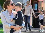 Picture Shows: Jennifer Garner, Seraphina Affleck  November 05, 2015    Newly single actress and buy mom, Jennifer Garner spotted taking her daughter, Seraphina shopping in Santa Monica, California. Despite their upcoming divorce, Jennifer and Ben Affleck continue to be seen together on the weekends as they make the process easy on their kids.    Non-Exclusive  UK RIGHTS ONLY     Pictures by : FameFlynet UK © 2015  Tel : +44 (0)20 3551 5049  Email : info@fameflynet.uk.com