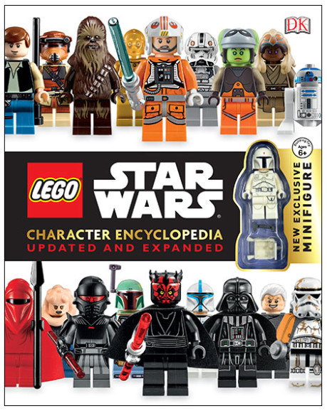 LEGO® Star Wars Character Encyclopedia: Updated and Expanded - primary image