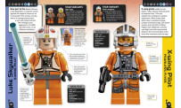 LEGO® Star Wars Character Encyclopedia: Updated and Expanded - look inside 3
