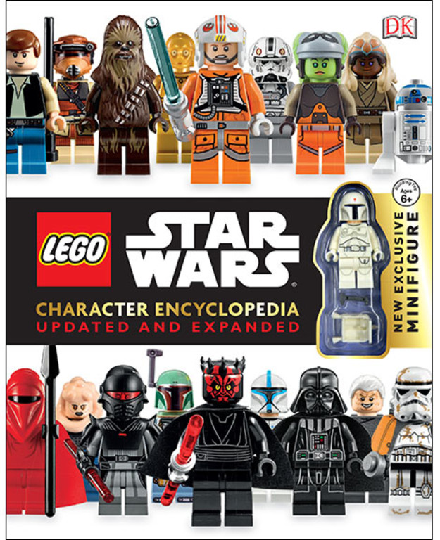 LEGO® Star Wars Character Encyclopedia: Updated and Expanded - product image 1