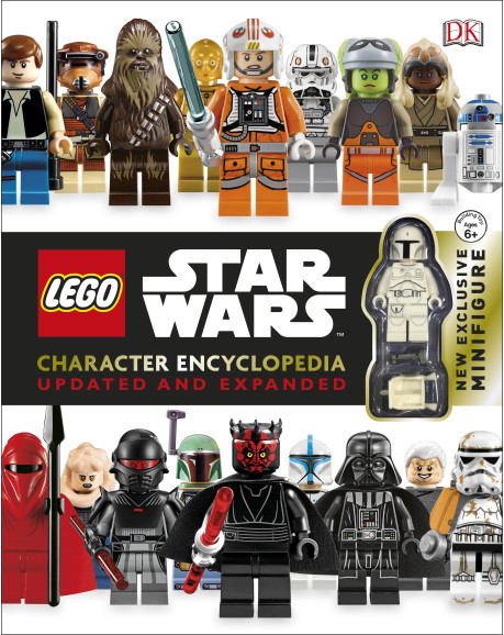 LEGO® Star Wars Character Encyclopedia Updated and Expanded - primary image