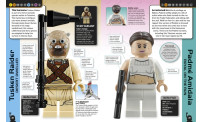 LEGO® Star Wars Character Encyclopedia Updated and Expanded - look inside 4
