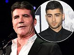 Simon Cowell after 1D presented the Music Industry Trust Award to him at the Music Industry Trusts Award (MITS) in aid of charities Nordon Robbins and Brit Trust at the Grosvenor House Hotel.  London. PRESS ASSOCIATION Photo. Picture date: Monday November 2, 2015. See PA story SHOWBIZ Cowell. Photo credit should read: Ian West/PA Wire