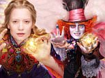 Johnny Depp Gets Looney With Magic In New Character Poster For 'Alice Through The Looking Glass'