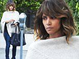 Picture Shows: Halle Berry  November 06, 2015\n \n Newly divorced mother Halle Berry and her daughter Nahla are spotted leaving the dentist in Beverly Hills, California.  Berry has seldom been seen since her split from hubby Olivier Martinez. \n \n Non Exclusive\n UK RIGHTS ONLY\n \n Pictures by : FameFlynet UK © 2015\n Tel : +44 (0)20 3551 5049\n Email : info@fameflynet.uk.com