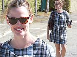 Picture Shows: Jennifer Garner  November 08, 2015\n \n Newly single actress and buy mom, Jennifer Garner is spotted at church in Pacific Palisades, California. Despite their upcoming divorce, Jennifer and Ben Affleck continue to be seen together on the weekends as they make the process easy on their kids. \n \n Non-Exclusive\n UK RIGHTS ONLY\n \n Pictures by : FameFlynet UK © 2015\n Tel : +44 (0)20 3551 5049\n Email : info@fameflynet.uk.com