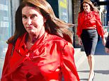 Caitlyn Jenner was spotted looking stunning as she stepped out in NYC on Sunday for a Broadway Matinee. She wore a Red satin blouse, with a black skirt as she hit the streets , just days before accepting the Cosmopolitan Woman of the Year award. She arrived just in time to watch Kiera Knightley perform in Therese Raquin.\n\nPictured: Caitlyn Jenner\nRef: SPL1171719  081115  \nPicture by: 247PAPS.TV / Splash News\n\nSplash News and Pictures\nLos Angeles: 310-821-2666\nNew York: 212-619-2666\nLondon: 870-934-2666\nphotodesk@splashnews.com\n