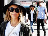 Studio City, CA - 'Modern Family' star Sarah Hyland and Dominic Sherwood hold hands as they spend the day at the farmers market in Studio City.\n  \nAKM-GSI        November 8, 2015\nTo License These Photos, Please Contact :\nSteve Ginsburg\n(310) 505-8447\n(323) 423-9397\nsteve@akmgsi.com\nsales@akmgsi.com\nor\nMaria Buda\n(917) 242-1505\nmbuda@akmgsi.com\nginsburgspalyinc@gmail.com