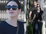 Picture Shows: Sam Esmail, Emmy Rossum  November 07, 2015\n \n American actress, Emmy Rossum and her finace, Sam Esmail are seen out together in Los Ageles, CA.\n \n EXCLUSIVE ALL ROUNDER\n UK RIGHTS ONLY\n Pictures by : FameFlynet UK © 2015\n Tel : +44 (0)20 3551 5049\n Email : info@fameflynet.uk.com