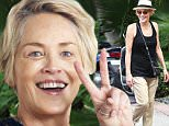 Sharon Stone walking the streets of Miami Beach with friends.\n\nPictured: sharon stone\nRef: SPL1166725  081115  \nPicture by: Splash News\n\nSplash News and Pictures\nLos Angeles: 310-821-2666\nNew York: 212-619-2666\nLondon: 870-934-2666\nphotodesk@splashnews.com\n