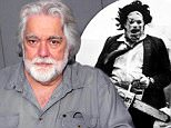 "OIC - ENTSIMAGES.COM -  Gunnar Hansen age of 68 ,  known for his role as Leatherface in ""The Texas Chainsaw Massacre,"" died  on Saturday, Nov. 7, 2015 Photo Ents Images/OIC 0203 174 1069"