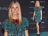Mandatory Credit: Photo by REX Shutterstock (5355615aj)\n Gwyneth Paltrow\n 5th Annual LACMA Art and Film Gala, Los Angeles, America - 07 Nov 2015\n \n
