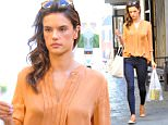 Los Angeles, CA -  A straight faced Alessandra Ambrosio gets soup in a jar while in Los Angeles. \nAKM-GSI      November 7, 2015\nTo License These Photos, Please Contact :\nSteve Ginsburg\n(310) 505-8447\n(323) 423-9397\nsteve@akmgsi.com\nsales@akmgsi.com\nor\nMaria Buda\n(917) 242-1505\nmbuda@akmgsi.com\nginsburgspalyinc@gmail.com