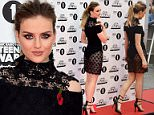 (left to right) Perrie Edwards, Jesy Nelson, Leigh-Anne Pinnock and Jade Thirlwall of Little Mix arriving for the BBC Radio 1's Teen Awards, Wembley Arena, London. PRESS ASSOCIATION Photo. Picture date: Sunday November 8, 2015. Photo credit should read: Ian West/PA Wire