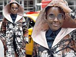 eURN: AD*187188165  Headline: Lupita Nyong'o seen wearing a black and brown printed coat and black skirt in New York City Caption: Lupita Nyong'o seen wearing a black and brown printed coat and black skirt in New York City  Pictured: Lupita Nyong'o  Ref: SPL1171324  071115   Picture by: Robert O'neil/Splash News  Splash News and Pictures Los Angeles: 310-821-2666 New York: 212-619-2666 London: 870-934-2666 photodesk@splashnews.com  Photographer: Robert O'neil/Splash News Loaded on 07/11/2015 at 18:14 Copyright: Splash News Provider: Robert O'neil/Splash News  Properties: RGB JPEG Image (21094K 1758K 12:1) 2400w x 3000h at 72 x 72 dpi  Routing: DM News : GroupFeeds (Comms), GeneralFeed (Miscellaneous) DM Showbiz : SHOWBIZ (Miscellaneous) DM Online : Online Previews (Miscellaneous), CMS Out (Miscellaneous)  Parking: