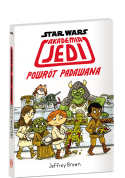 Jeffrey Brown. Powrót Padawana. Star Wars