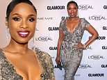 Mandatory Credit: Photo by REX Shutterstock (5356230y)\n Jennifer Hudson\n Glamour Woman of the Year Awards, New York, America - 09 Nov 2015\n \n