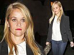 EXCLUSIVE: Reese Witherspoon leaves the Polo Bar after having dinner with husband Jim Toth and mother Betty in New York City. Reese is in town for the Glamour awards on Monday at Carnegie Hall.\n\nPictured: Reese Witherspoon, Jim Toth, Betty Reese\nRef: SPL1171270  081115   EXCLUSIVE\nPicture by: Splash News\n\nSplash News and Pictures\nLos Angeles: 310-821-2666\nNew York: 212-619-2666\nLondon: 870-934-2666\nphotodesk@splashnews.com\n