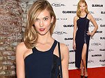 NEW YORK, NY - NOVEMBER 09:  Model Karlie Kloss attends 2015 Glamour Women Of The Year Awards at Carnegie Hall on November 9, 2015 in New York City.  (Photo by Jamie McCarthy/Getty Images for Glamour)