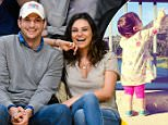 FILE  JULY 05, 2015: According to reports, Mila Kunis and Ashton Kutcher married over the 4th of July weekend. Their representatives have not confirmed if they are married or not. Kunis and Kutcher worked together on That 70s Show from 1998-2006. They became a couple in 2012 and their daughter was born in 2014. LOS ANGELES, CA - DECEMBER 19:  Mila Kunis (L) and Ashton Kutcher attend a basketball game between the Oklahoma City Thunder and the Los Angeles Lakers at Staples Center on December 19, 2014 in Los Angeles, California.  (Photo by Noel Vasquez/GC Images)
