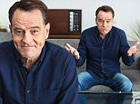 eURN: AD*187470423  Headline: Bryan Cranston/December Playboy Interview - Bryan Cranston/December Playboy Interview - December Playboy Interview Bryan Cranston p. 53 right by Michael Muller.jpg Caption: December Playboy Interview Bryan Cranston p. 53 right by Michael Muller.jpg Hi guys&.   We just released quotes this morning from Bryan Cranston?s Playboy Interview, featured in our December issue (on newsstands this Friday, November 13).   You really get a feel for his wicked sense of humor as he recounts stories of flashing his bum on the set of Breaking Bad and pranking cast mates with surprise dildos.  And you see his more serious side when he discusses his family life as a kid and what led him to acting.  He even talks about his feelings for Trump, and maybe one day entering politics himself.   Attached/below is a press release with some of his best quotes, with the complete Interview available now at www.playboy.com/bryancranston.   Also attached are jpegs of the three images of
