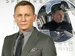 """British actor Daniel Craig poses for photographers before a press conference for the movie """"Spectre"""" in Beijing, Tuesday, Nov. 10, 2015. The film, the latest in the James Bond franchise, opens in China on Friday. (AP Photo/Mark Schiefelbein)"""