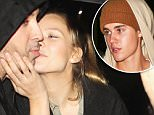 Hollywood, CA - Josie Canseco plants a kiss on her boyfriend in attempt to shoot down Justin Bieber dating rumors. The daughter of Jose Canseco raised suspicion after she left French Montanaís birthday party in the same limo as the Canadian pop star.\nAKM-GSI         November 11, 2015\nTo License These Photos, Please Contact :\nSteve Ginsburg\n(310) 505-8447\n(323) 423-9397\nsteve@akmgsi.com\nsales@akmgsi.com\nor\nMaria Buda\n(917) 242-1505\nmbuda@akmgsi.com\nginsburgspalyinc@gmail.com