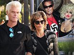 Picture Shows: Harry Hamlin, Lisa Rinna  November 11, 2015\n \n Couple Lisa Rinna and Harry Hamlin are spotted out shopping in Beverly Hills, California. Lisa was spotted attending a yoga class earlier this morning. \n \n Non Exclusive\n UK RIGHTS ONLY\n \n Pictures by : FameFlynet UK © 2015\n Tel : +44 (0)20 3551 5049\n Email : info@fameflynet.uk.com