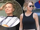 NEW YORK, NY - AUGUST 05:  Lara Bingle is seen  on August 7, 2015 in New York City.  (Photo by Charles Bladen/GC Images)