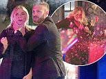 WARNING: Embargoed for publication until 00:00:01 on 03/11/2015 - Programme Name: EastEnders - TX: 12/11/2015 - Episode: 5172 (No. n/a) - Picture Shows: ***HOLD BACK FOR COMMS.. Dean forces Ronnie to look at her reflection.  Ronnie Mitchell (SAMANTHA WOMACK), Dean Wicks (MATT DI ANGELO) - (C) BBC - Photographer: Kieron Mccarron