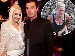 NEW YORK, NY - SEPTEMBER 05:  Designer Gwen Stefani and Gavin Rossdale attend the L.A.M.B. presentation during Mercedes-Benz Fashion Week Spring 2015 on September 5, 2014 in New York City.  (Photo by Bryan Bedder/Getty Images for L.A.M.B.)