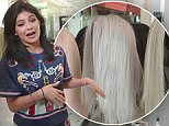 Kylie Jenner Shows Off Her Glam Room