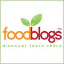 Proud member of FoodBlogs