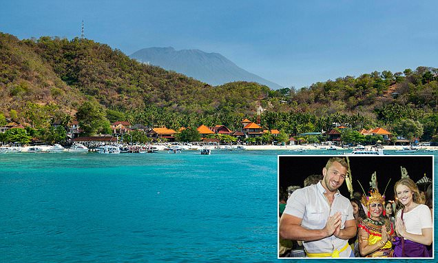 Barmy for Bali! The England Rugby Captain is rejuvenated by this laid back exotic island