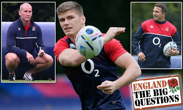 Sir Clive Woodward: I don't want England job, Rugby World Cup exit was criminal, but Sam