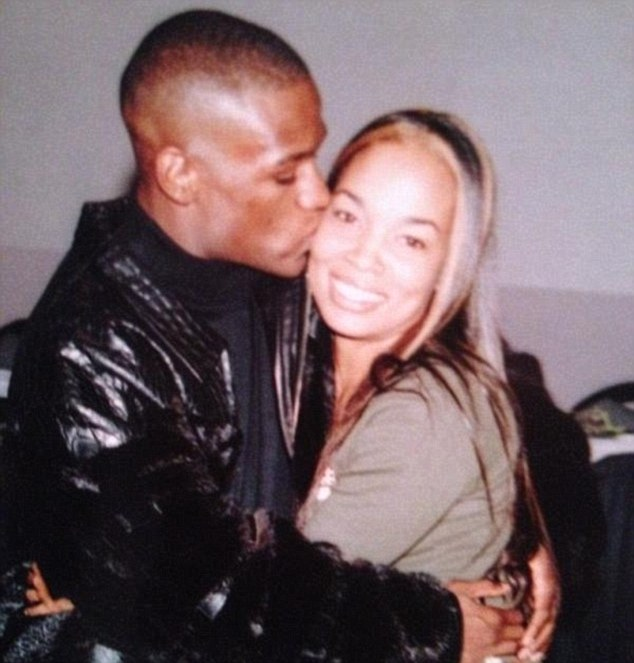 Mayweather's ex-girlfriend Josie Harris is suing the boxer, asking for £13million in damages