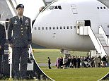 Picture Shows: Brad Pitt, Alan Ruck  November 12, 2015\n \n Brad Pitt on the set of 'War Machine' at the Dunsfold Aerodrome in Surrey, England.\n \n The film set was located on the 'Top Gear'. Brad is set to play a General in the upcoming blockbuster movie.\n \n Exclusive All Rounder\n WORLDWIDE RIGHTS\n \n Pictures by : FameFlynet UK © 2015\n Tel : +44 (0)20 3551 5049\n Email : info@fameflynet.uk.com