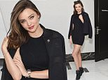 WEST HOLLYWOOD, CA - NOVEMBER 12:  Model Miranda Kerr attends Miranda Kerr hosts Reebok Women luncheon, celebrating inspirational women in fashion and fitness at The London Hotel on November 12, 2015 in West Hollywood, California.  (Photo by Stefanie Keenan/Getty Images for Reebok)