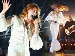 SYDNEY, AUSTRALIA - NOVEMBER 13:  Florence Welch of Florence + the Machine perform at Sydney Opera House on November 13, 2015 in Sydney, Australia.  (Photo by Don Arnold/WireImage)
