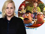 patricia arquette toy story 4