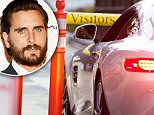 Calabasas, CA - Scott Disick was seen needing to check in at Kourtney Kardashian's security gate to get into her Calabasas house after leaving rehab.\nAKM-GSI      November  11, 2015\nTo License These Photos, Please Contact :\nSteve Ginsburg\n(310) 505-8447\n(323) 423-9397\nsteve@akmgsi.com\nsales@akmgsi.com\nor\nMaria Buda\n(917) 242-1505\nmbuda@akmgsi.com\nginsburgspalyinc@gmail.com