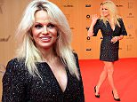 BERLIN, GERMANY - NOVEMBER 12:  Pamela Anderson attends the Bambi Awards 2015 at Stage Theater on November 12, 2015 in Berlin, Germany.  (Photo by Thomas Lohnes/Getty Images for MADELEINE)